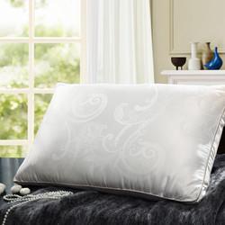 LOVO家纺 蚕丝纤维呵护枕 *2件