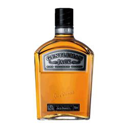 JACK DANIELS 杰克丹尼 美国田纳西绅士 威士忌 750ml *2件