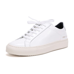 COMMON PROJECTS 3866 0506 女士白色皮革系带运动鞋