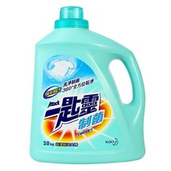 KAO 花王 一匙灵抑菌超浓缩洗衣液 3kg *4件