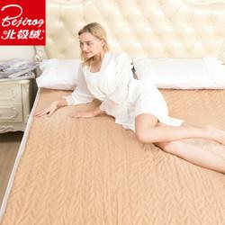 北极绒 定时智能水热毯床垫 180*150cm