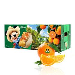 迪士尼 米奇系列 阳光橙 赣南脐橙 钻石果 5kg装 *4件