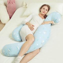 Joyourbaby 佳韵宝 孕妇护腰侧睡枕 阳光悠熊蓝 +凑单品