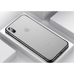 睿饰 苹果手机壳适用 iPhone6-11 pro 黑色