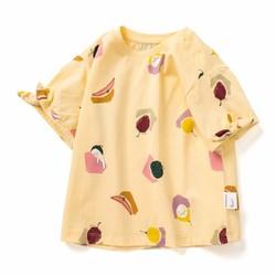 Balabala 巴拉巴拉 儿童短袖印花T恤