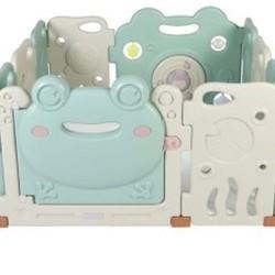 babycare 儿童室内游戏围栏  暮色粉 12+2 147*147cm