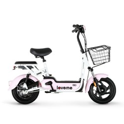 Luyuan 绿源 FBC2 小型电动自行车