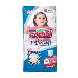 GOO.N 大王 维E系列婴儿拉拉裤  XL44片 女 *4件