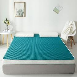 BEISIYANG 贝思羊 乳胶凉席床垫 墨绿色 90*200-厚度6cm