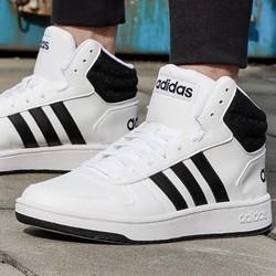 adidas 阿迪达斯 NEO HOOPS 2.0 MID BB7208 中帮运动休闲板鞋