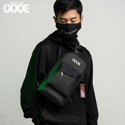 COEXISTENCE 33001 男士胸包 反光骑行斜挎包