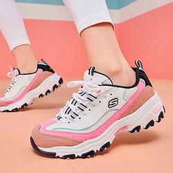 SKECHERS 斯凯奇 D'LITES 13146 女子休闲运动鞋 +凑单品
