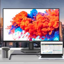 PHILIPS 飞利浦 243S9A 23.8英寸 IPS显示器(75Hz、104%sRGB、Type-C 65W