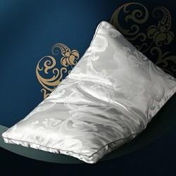 MERCURY 水星家纺 盛宴繁华 亲肤提花蚕丝枕