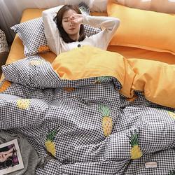 爱思居  床单被套四件套 1.2米床