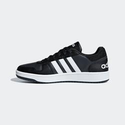 adidas B44699 neo HOOPS 2.0男休闲运动鞋