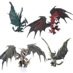 KIDNOAM 優迭爾 侏羅紀世界霸王龍模型 隨機款2只套裝