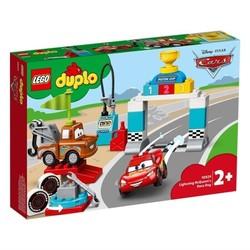 LEGO 乐高 得宝系列 10924 闪电麦昆的赛车