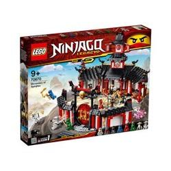 LEGO 乐高 幻影忍者系列 70670 神秘的幻影旋转术训练馆