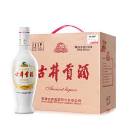 古井贡酒   浓香型白酒50度    500ml*6瓶