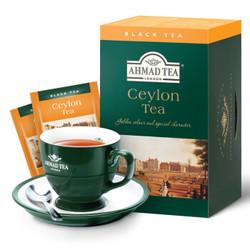 AHMAD 亚曼 锡兰红茶 40g/盒 *7件