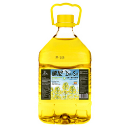 DalySol 黛尼  菜籽油  3L *4件