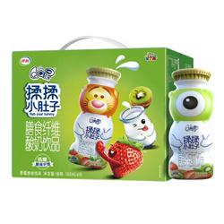 伊利 QQ星  草莓猕猴桃味 180ml*16盒/箱  *2件