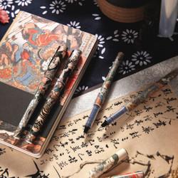 晨光(M&G)大英博物馆大英直液式中性笔 4支/盒