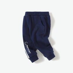 SNOOPY 史努比  儿童运动裤