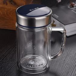 Fuguang 富光 大容量玻璃杯 570ml