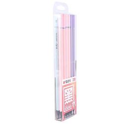M&G 晨光 AWP357X6 2B 木杆铅笔 12支装