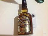 亚马逊 Chivas Regal芝华士12年苏格兰威士忌40度500ml