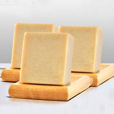 纯天然山羊奶手工皂125g,纯天然的羊奶皂,安全