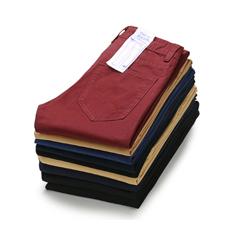 男士全棉直筒休闲裤 ,尺码为28-38,纯棉质地,穿