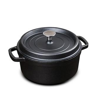 福之味铸铁炖锅24cm