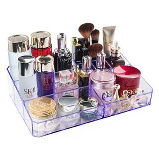 透明亚克力护肤品化妆盒