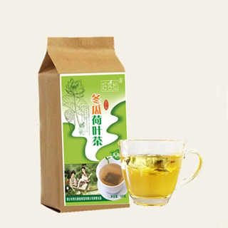 淮阳冬瓜荷叶茶120g