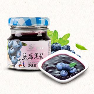 美得来蓝莓果酱40g*6罐