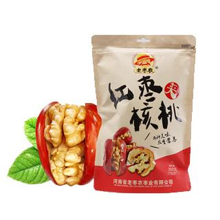 老枣农大枣夹核桃仁250克