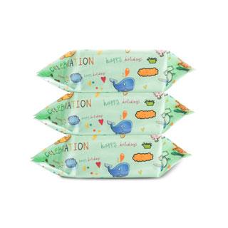 食品级婴幼儿手口专用湿巾