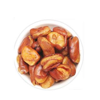 牛肉豆兰花豆休闲零食*2袋