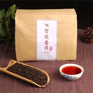 普洱茶熟茶散500g