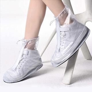 加厚防滑耐磨防雨鞋套