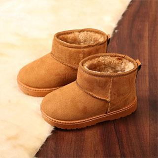 加厚防滑防水儿童棉鞋