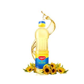 欧洲进口小瓶葵花籽油1L