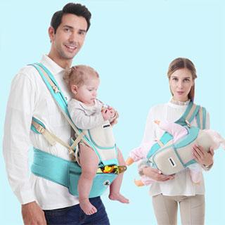 前抱式四季通用婴儿背带
