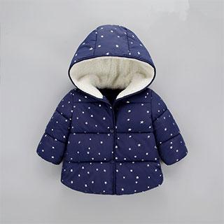 韩版保暖童装外套