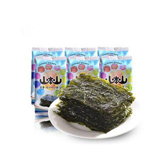 即食原味烤海苔3包