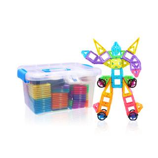 儿童益智魔法磁力片15件套