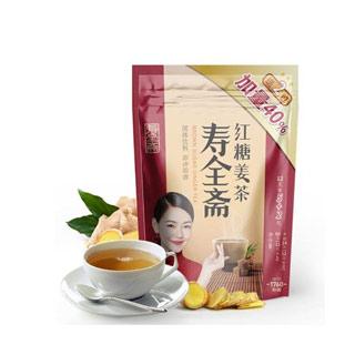 寿全斋姜母茶红糖姜茶2袋